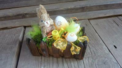 zajko v záhradke :)