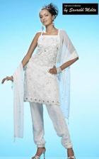 sarees-nieco pre indky :-) pekneee