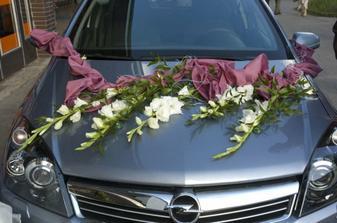moja práca-moje auto svadobné