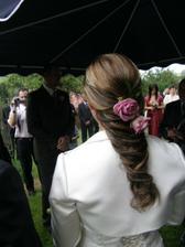 moj svadobný účes :o)