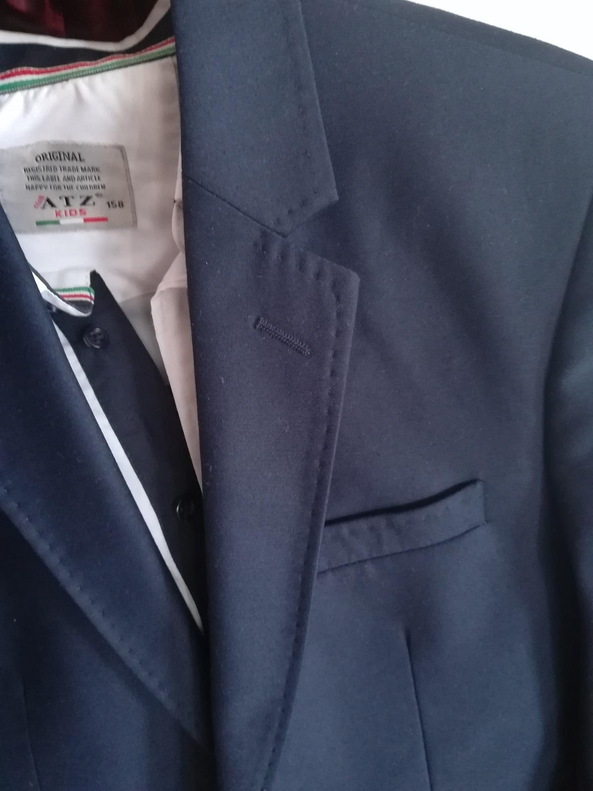 chlapčenský oblek - Obrázok č. 3