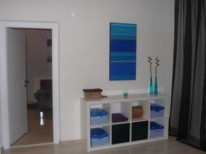 a ďalšia z našich abstrakcií na stenách...