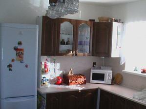nová kuchyň 1. část