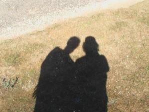tak to jsme my dva: já jsem v levo :-)