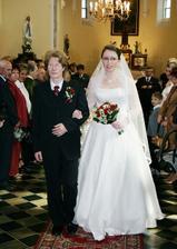 novomanželé Mičkovi