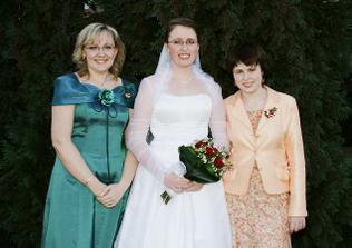 oranžová Iva sestra, zelená Iva sestřenice :-)