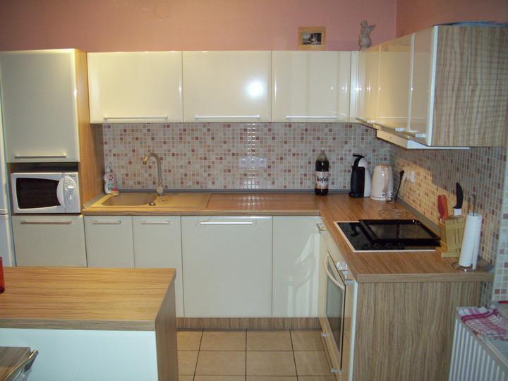 Leskle lakované Kuchyne na mieru - Obrázok č. 17