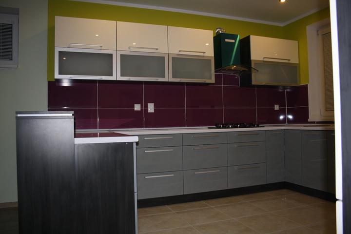 Leskle lakované Kuchyne na mieru - Obrázok č. 65