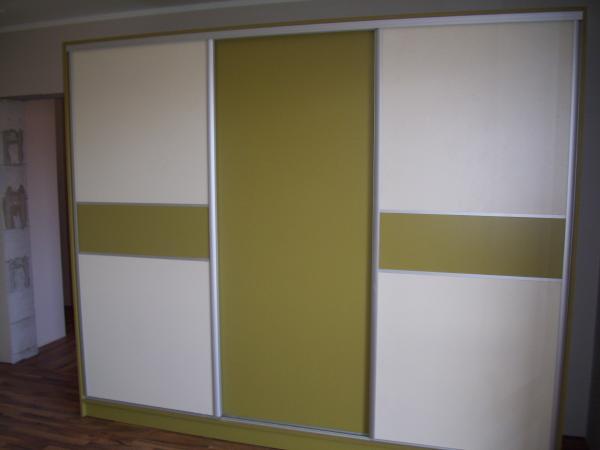 Vstavané skrine - Obrázok č. 141