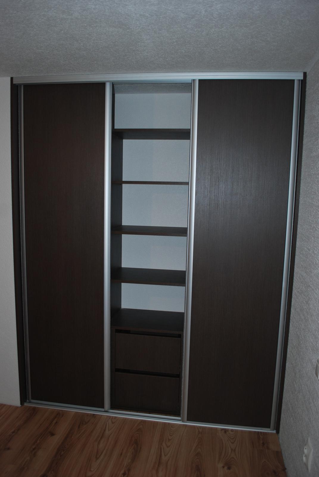 Vstavané skrine - Obrázok č. 180