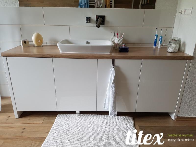 Nábytok do kúpelne na mieru - haly... - Obrázok č. 130