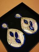 Náušnice handmade,
