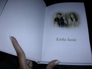 první stránka knihy hostů