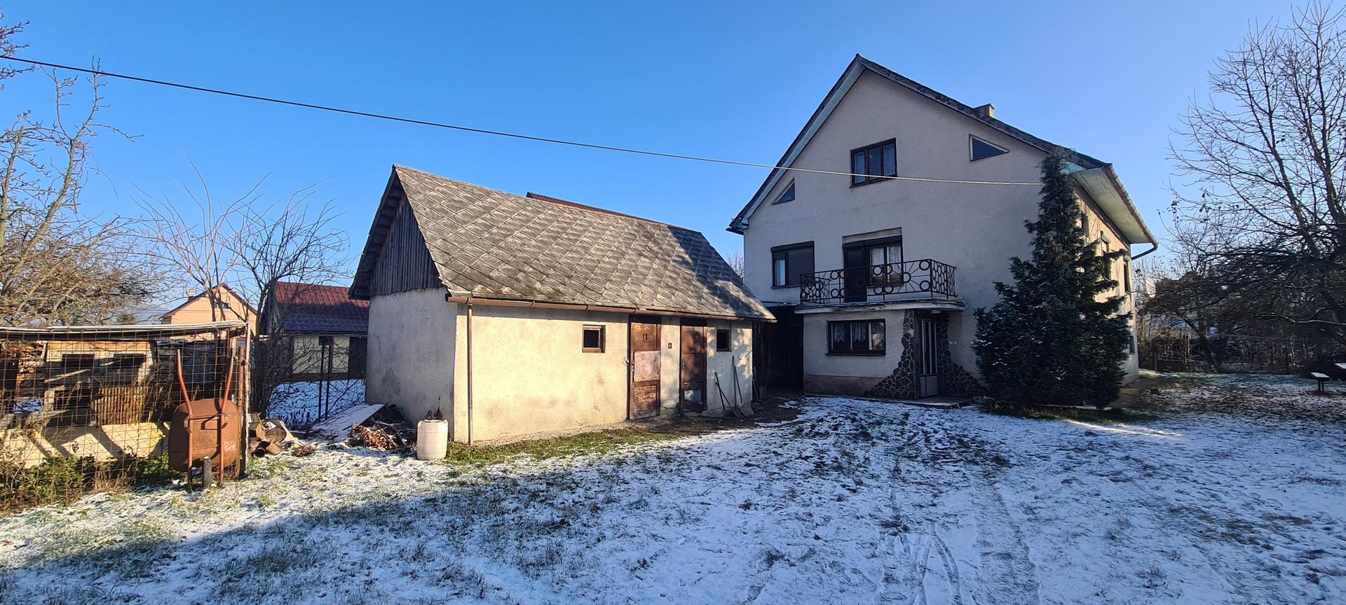 Rekonštrukcia Nášho domu