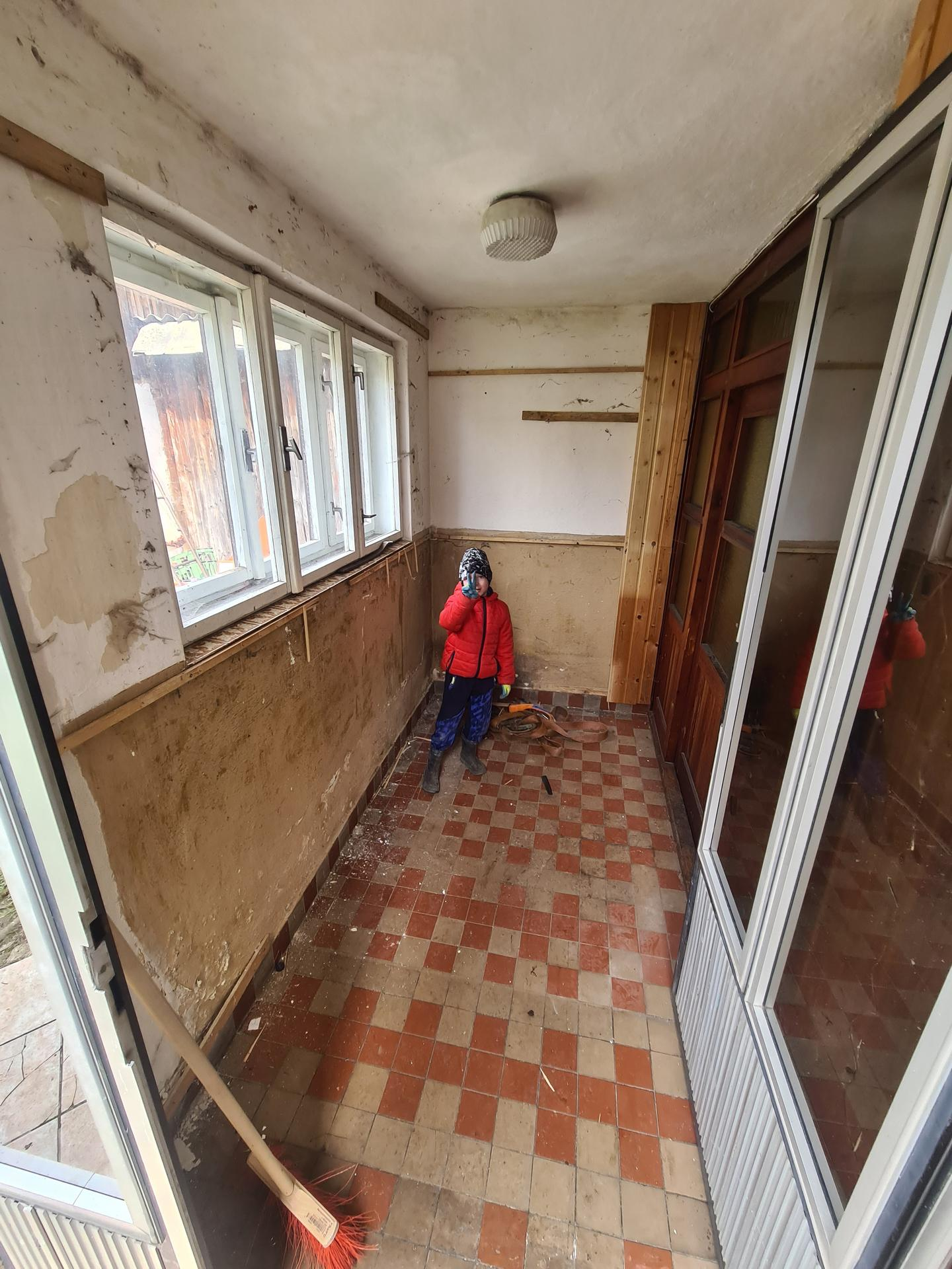 Rekonštrukcia Nášho domu - Najmenši