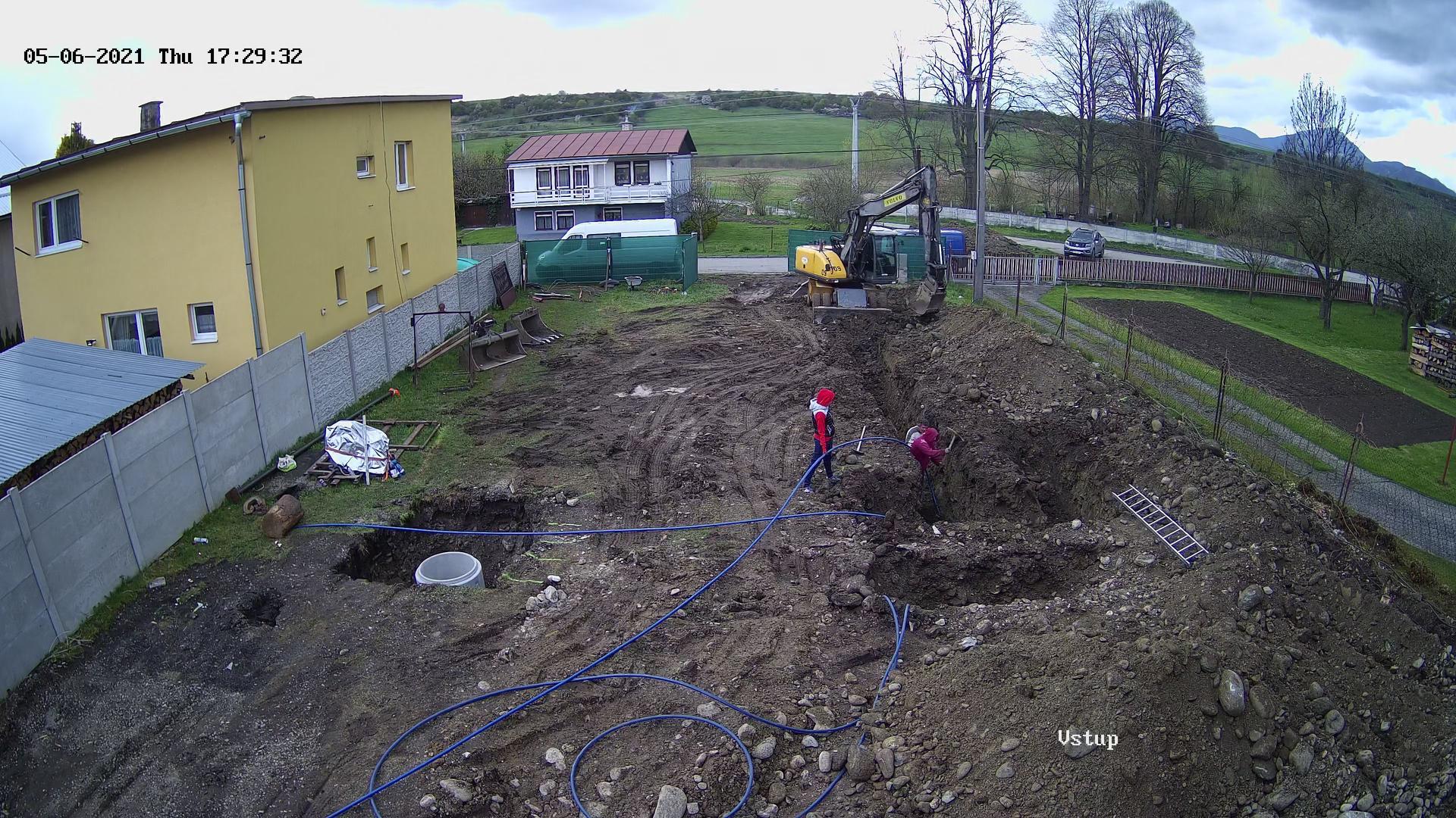 Rekonštrukcia Nášho domu - Druhý