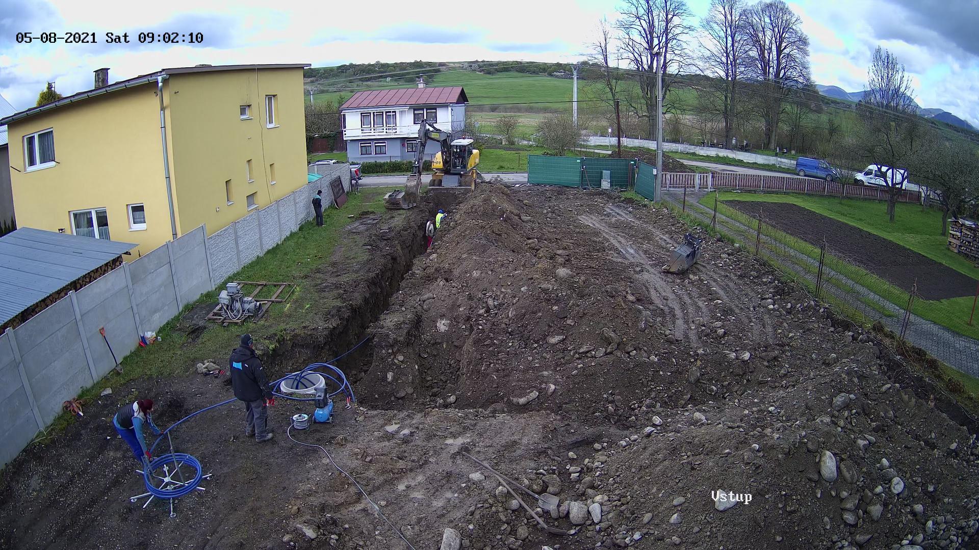 Rekonštrukcia Nášho domu - Tretí