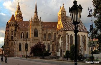 Dóm sv. Alžbety v Košiciach...tu sa to celé začne :)