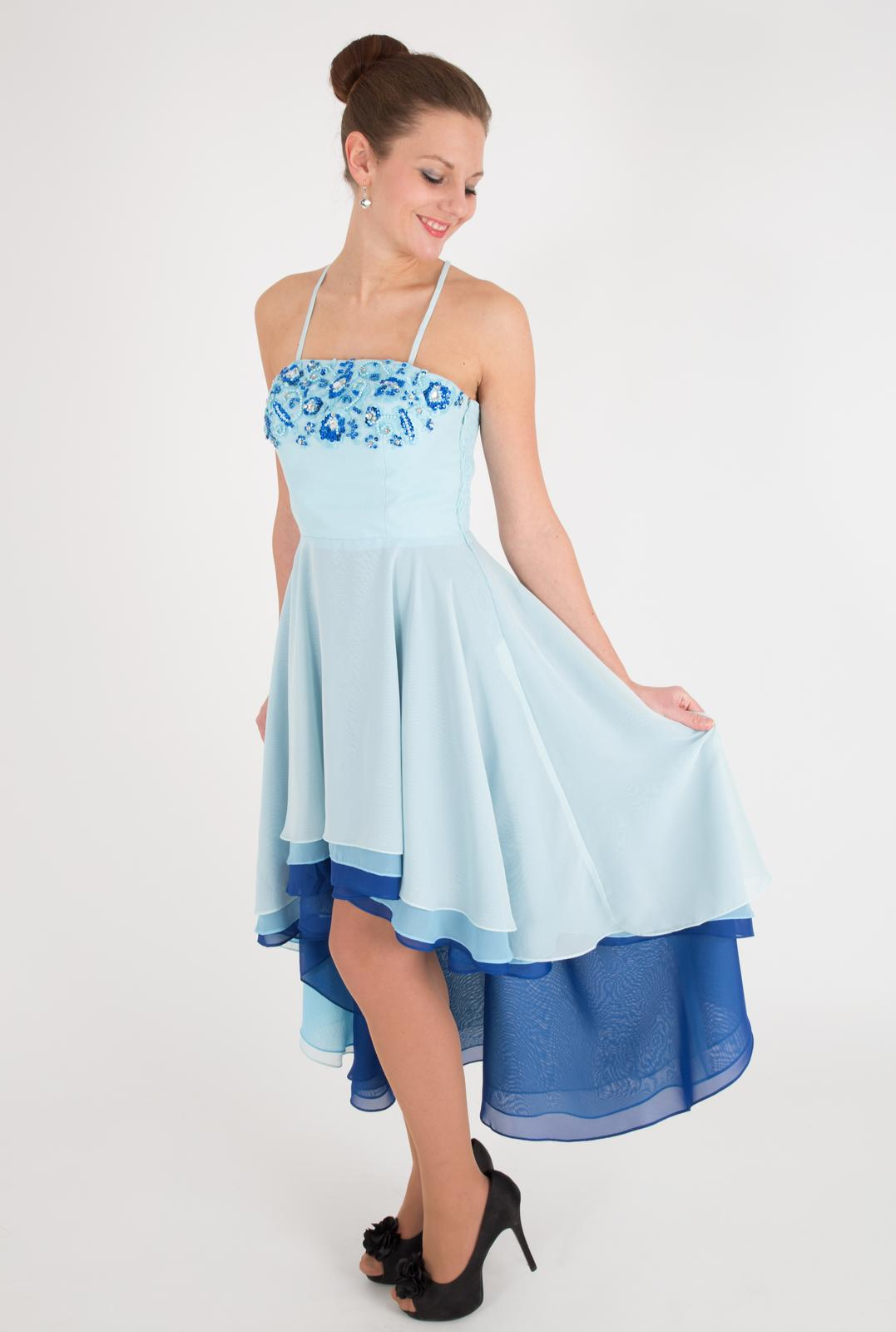 Šaty  Blankyt - Obrázek č. 1
