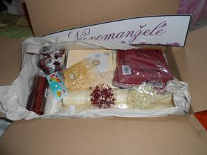 Dneska dorazil krásný balíček :-)