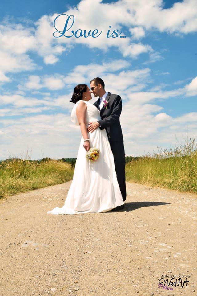 Svadba bola skvelá :) - Obrázok č. 1
