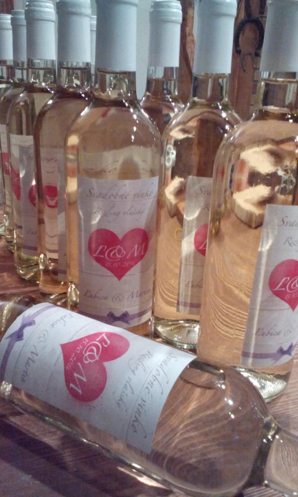 vinomaravilla - Elegantný dizajn a zároveň jednoduché prevedenie etikety