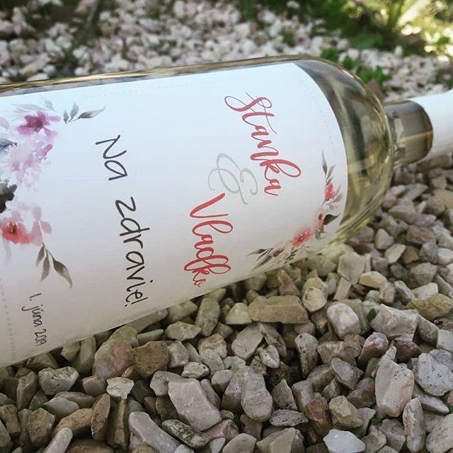 vinomaravilla - Svadobné vínko S+V_www.svadobnevina.sk