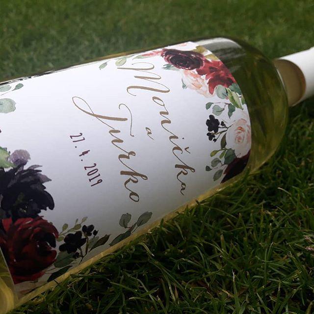vinomaravilla - Svadobné vínko M+J_www.svadobnevina.sk
