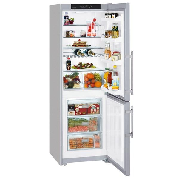 Kuchyna - moja predstava - v chladnicke mam jasno :-) Liebherr Comfort CUP 3513