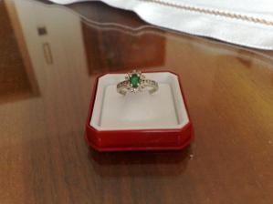 Zásnubní prstýnek :-)