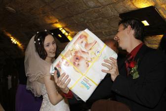 Svatební dar :)