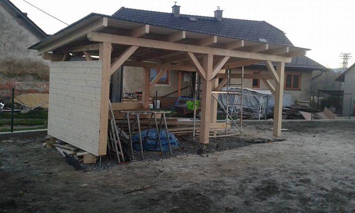 Budujeme zahrádku - Zahradní domeček