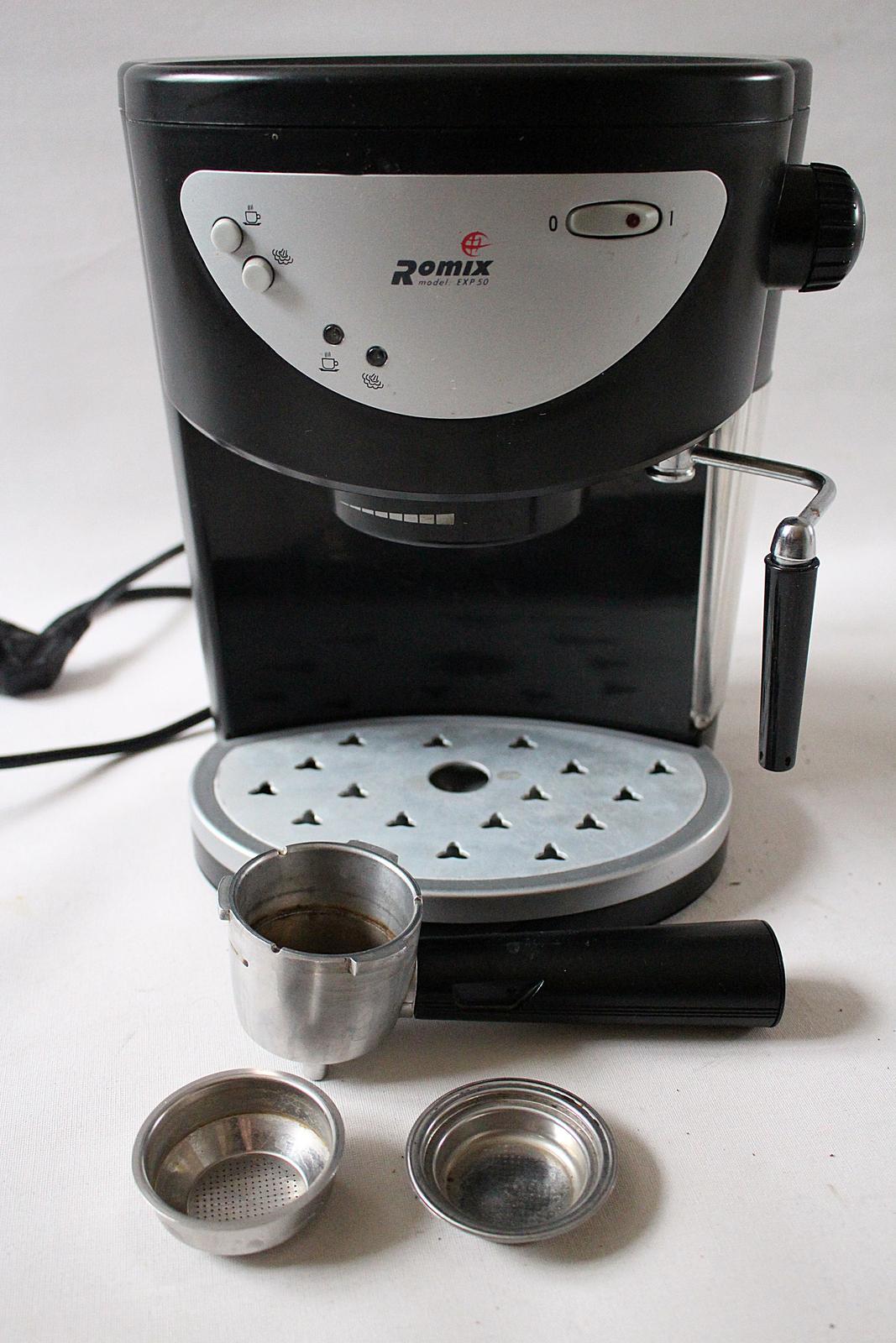 Pákový kávovar Romix EXP 50 - Obrázek č. 1