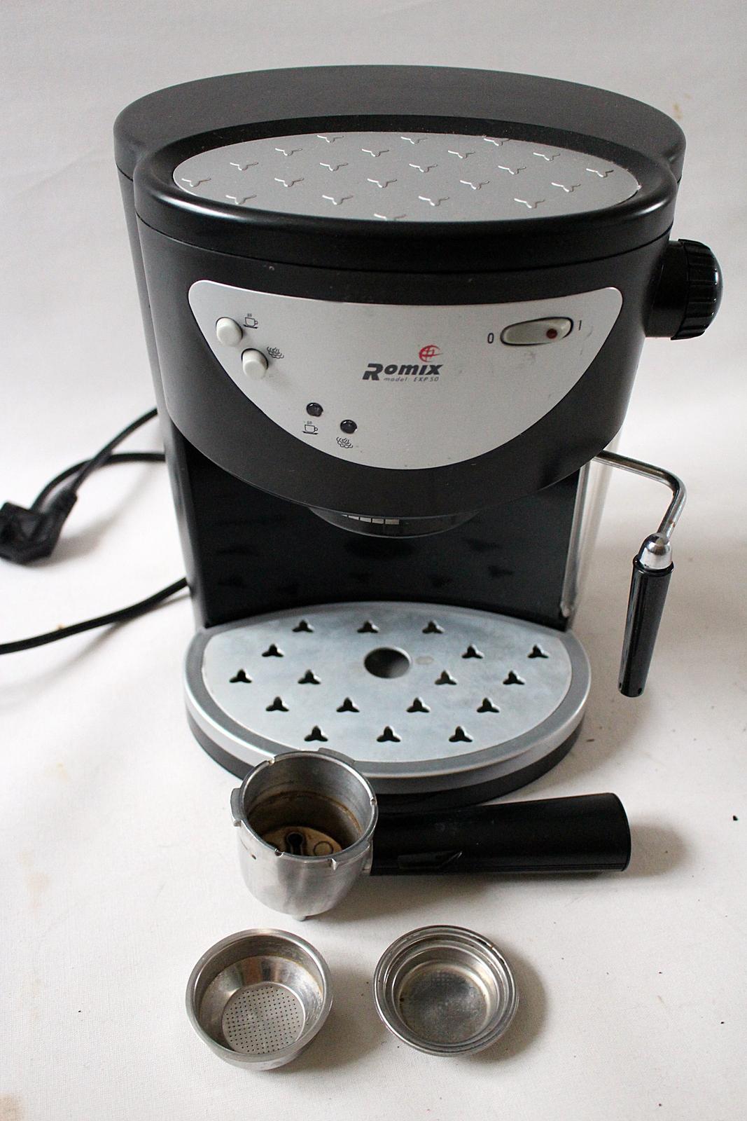 Pákový kávovar Romix EXP 50 - Obrázek č. 2