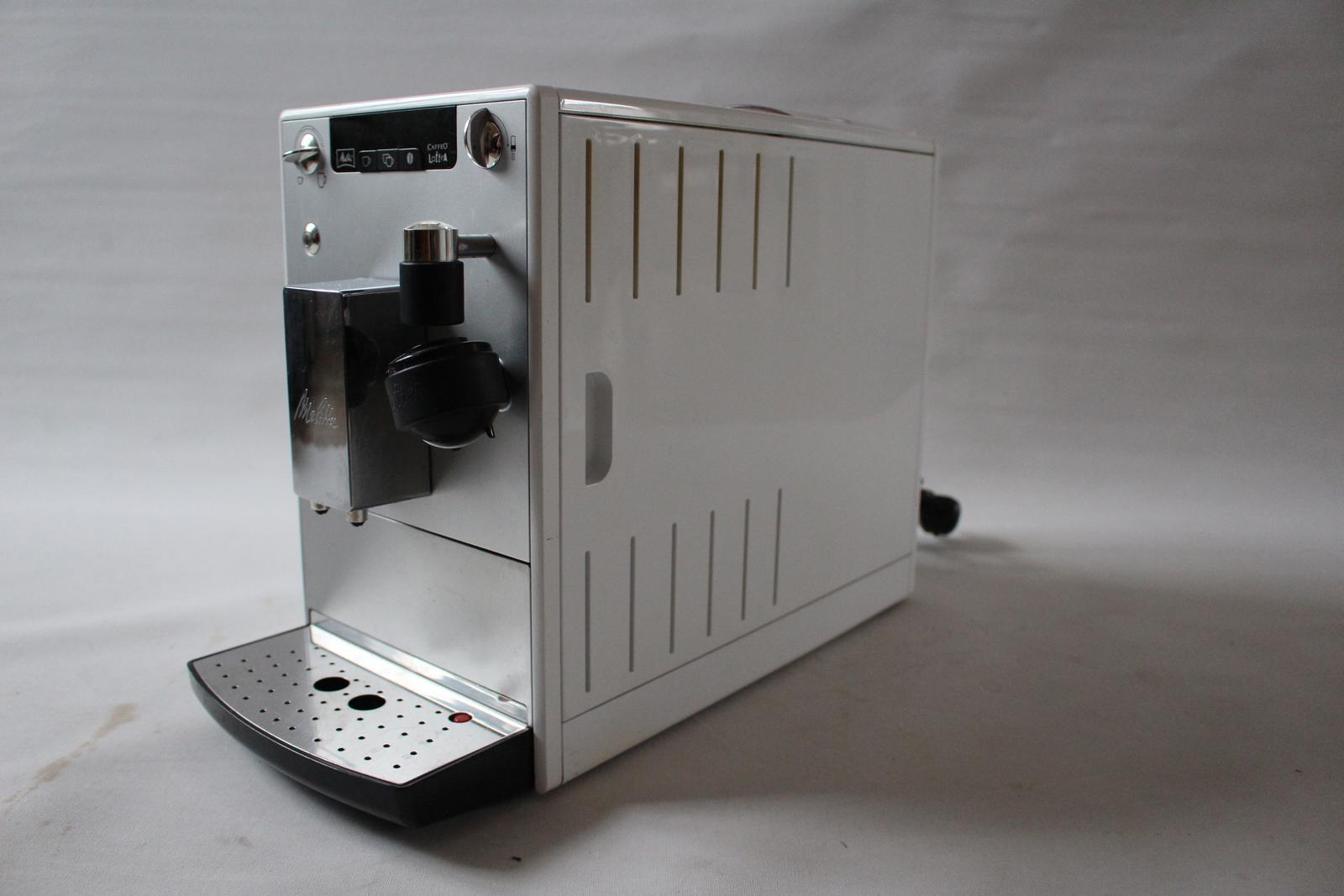 Automatický kávovat Melitta - Obrázek č. 2