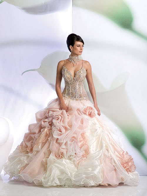 Pink-mint-black wedding ;) - Obrázok č. 4