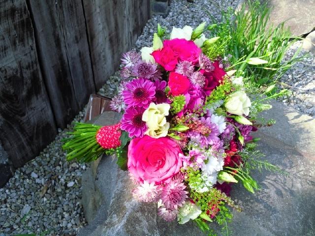Pink-mint-black wedding ;) - Obrázok č. 57