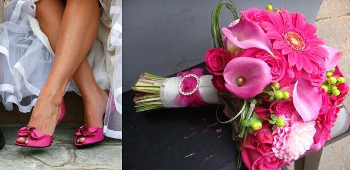 Pink-mint-black wedding ;) - Obrázok č. 58