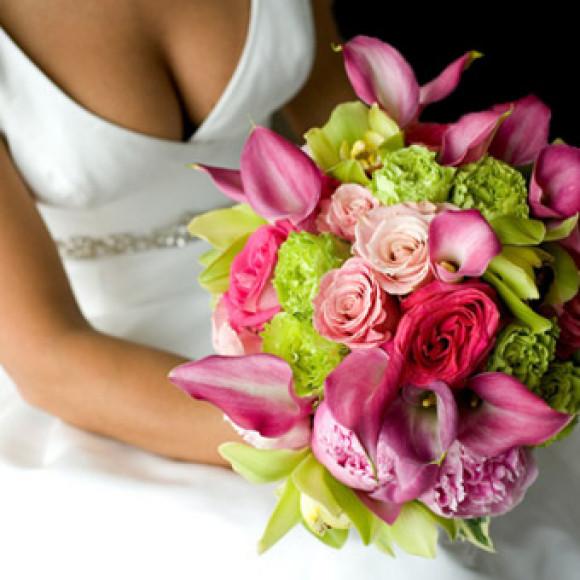 Pink-mint-black wedding ;) - Obrázok č. 65