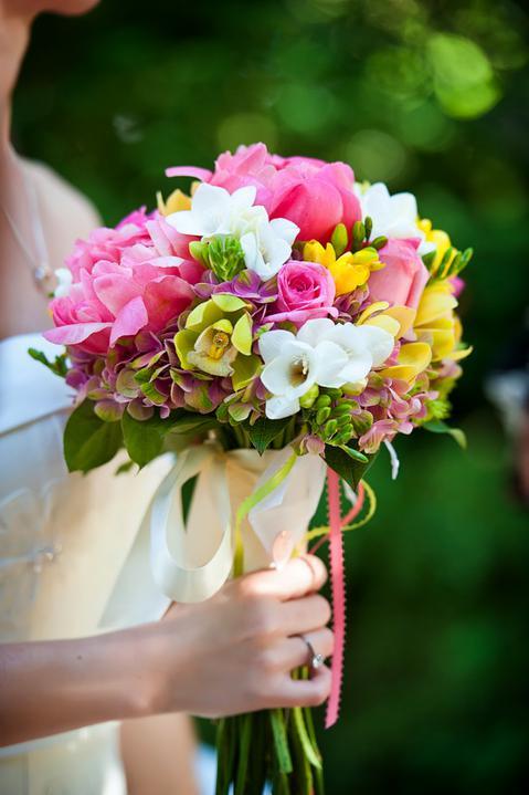 Pink-mint-black wedding ;) - Obrázok č. 66