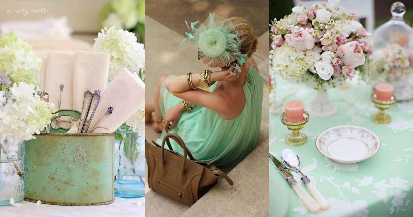 Pink-mint-black wedding ;) - Obrázok č. 72