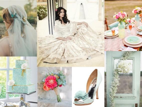 Pink-mint-black wedding ;) - Obrázok č. 77