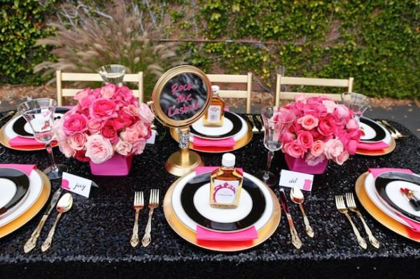 Pink-mint-black wedding ;) - Obrázok č. 86