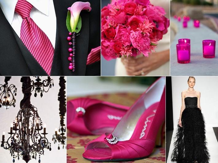 Pink-mint-black wedding ;) - Obrázok č. 89