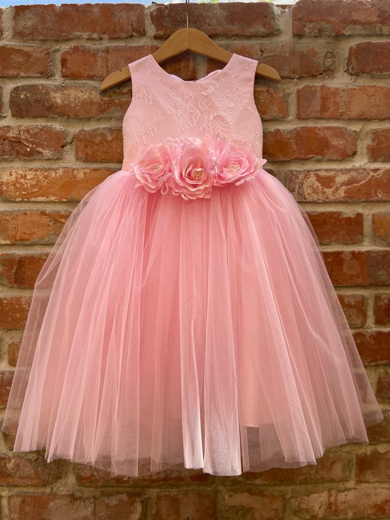 Dievčenské šaty ( 2-4 roky) IHNEĎ K ODBERU - Obrázok č. 1