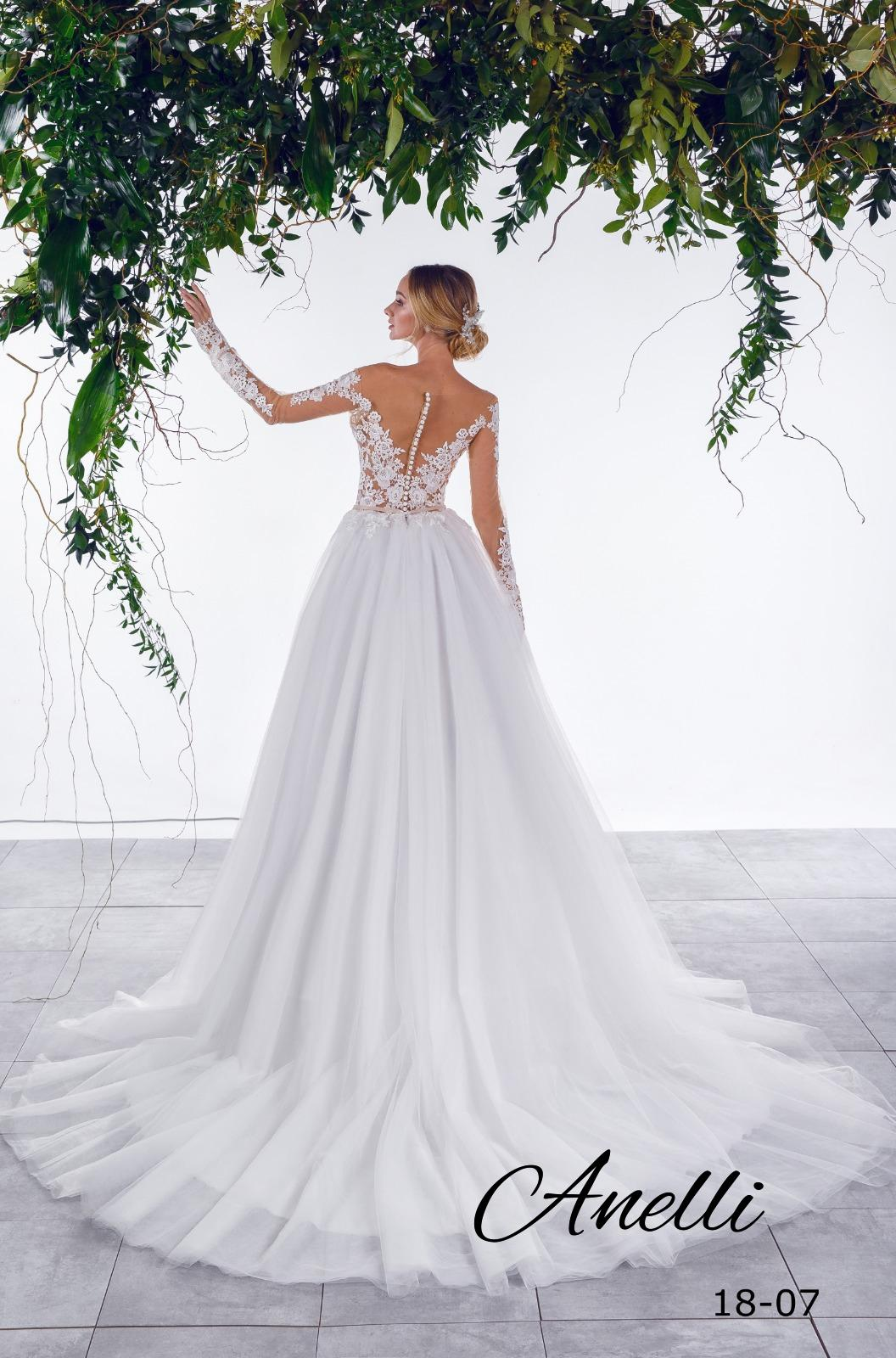 Svadobné šaty - Floral 1807 - Obrázok č. 2
