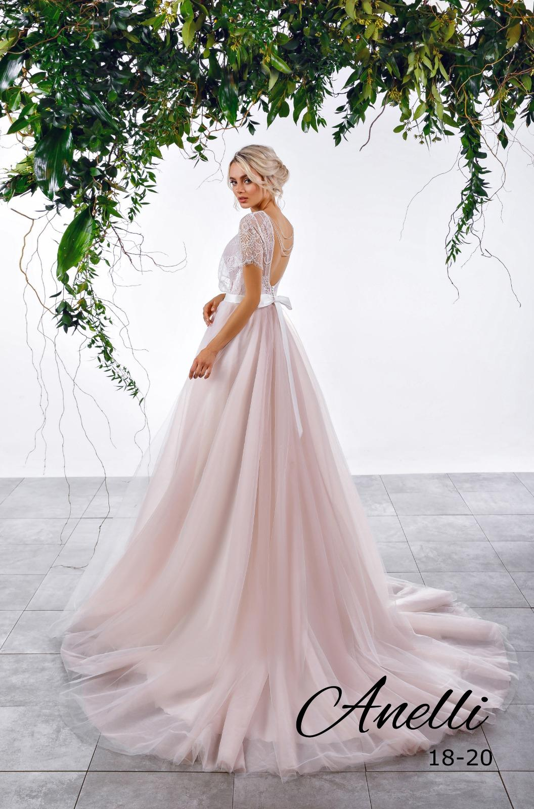 Svadobné šaty - Floral 1820 - Obrázok č. 3