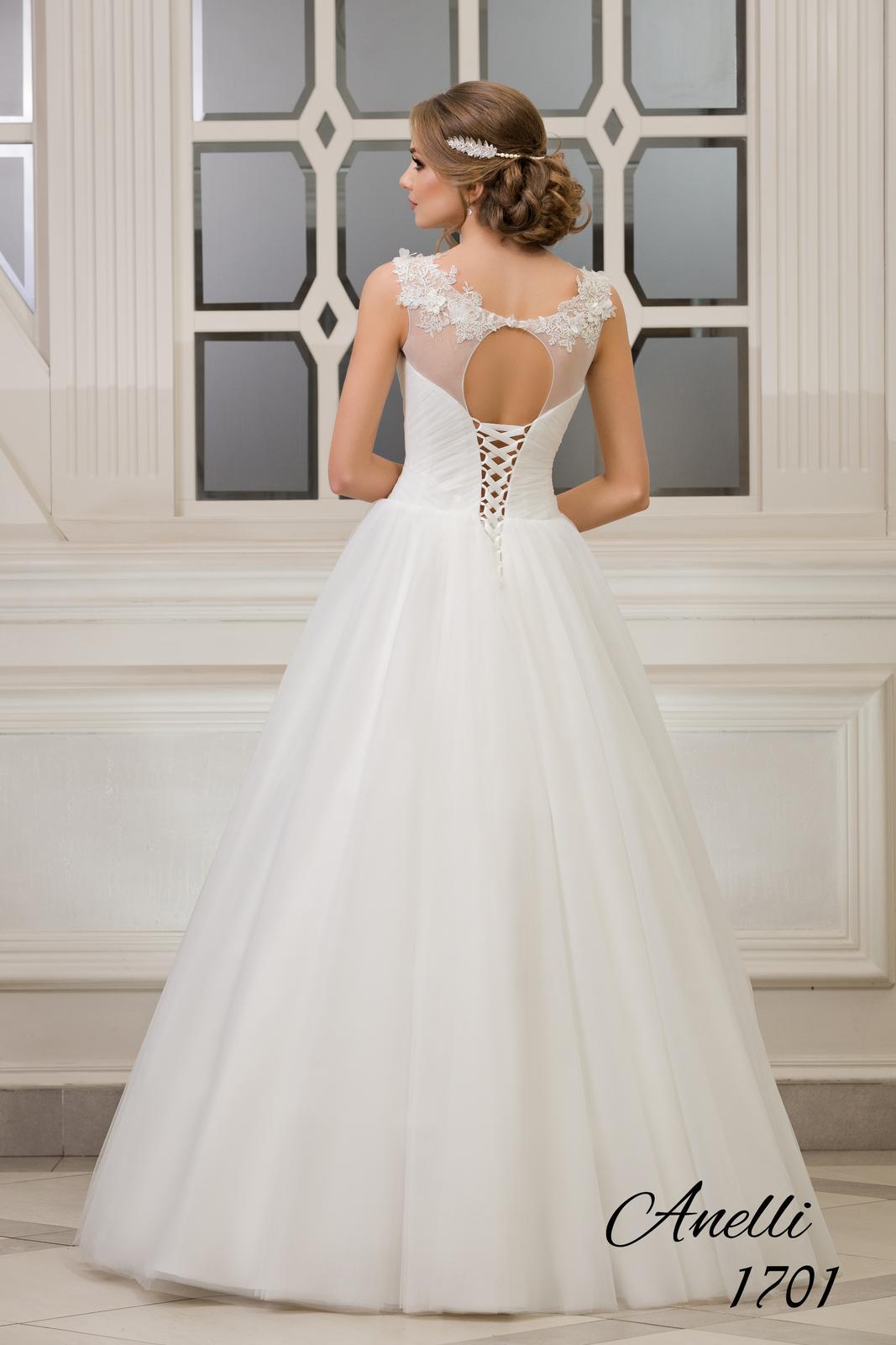 Svadobné šaty - Debut 1701 - Obrázok č. 3
