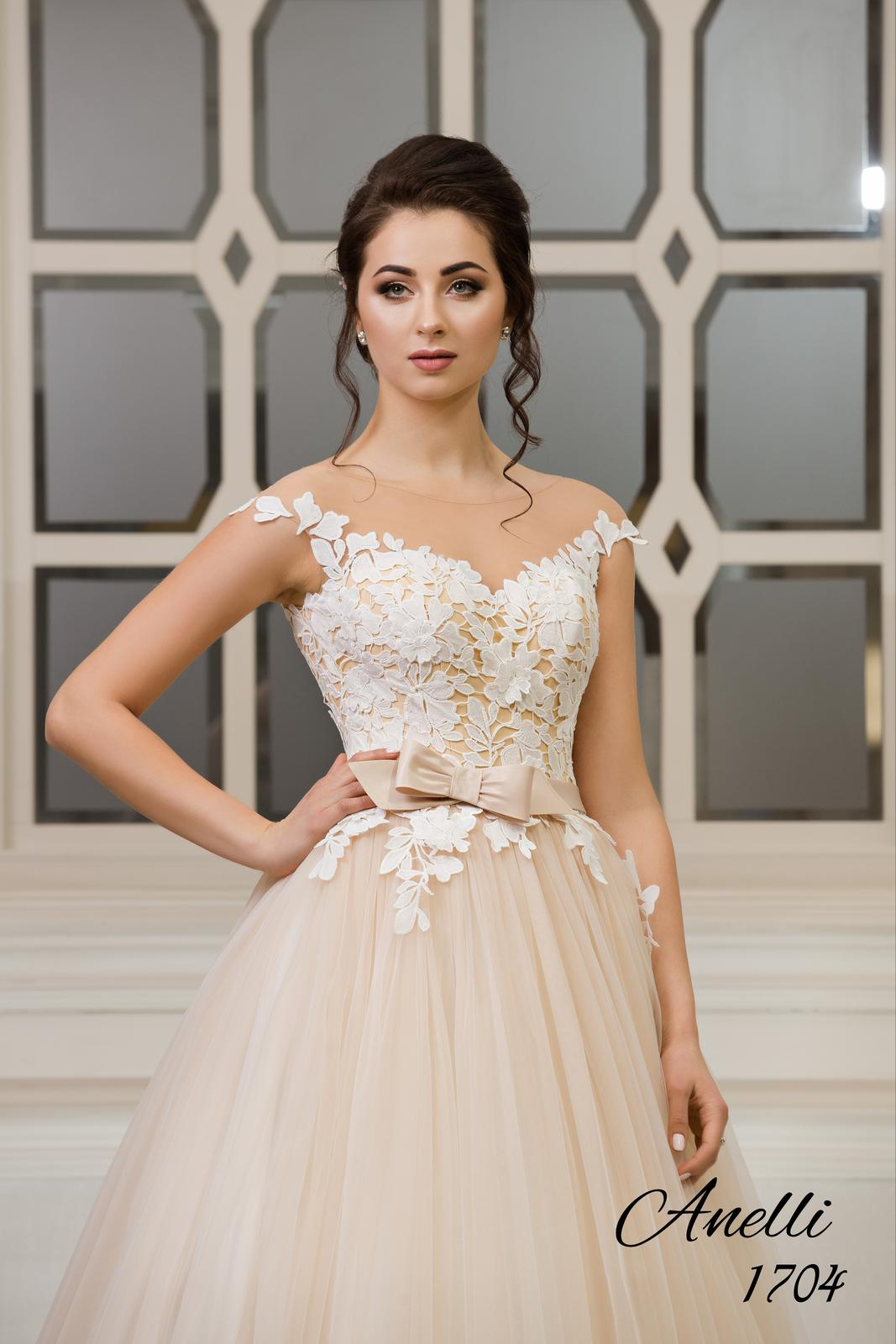 Svadobné šaty - Debut 1704 - Obrázok č. 1