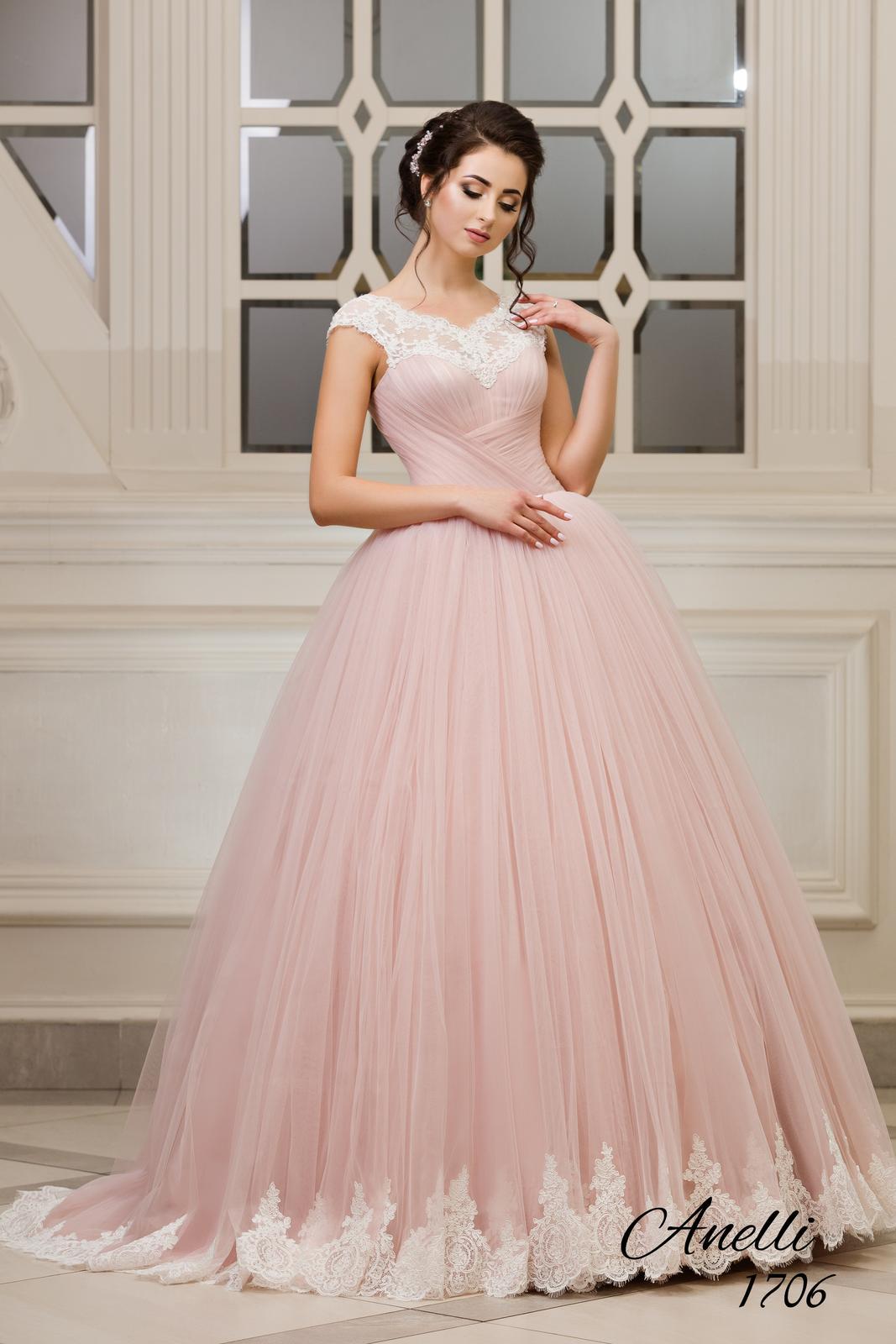 Svadobné šaty - Debut 1706 - Obrázok č. 1